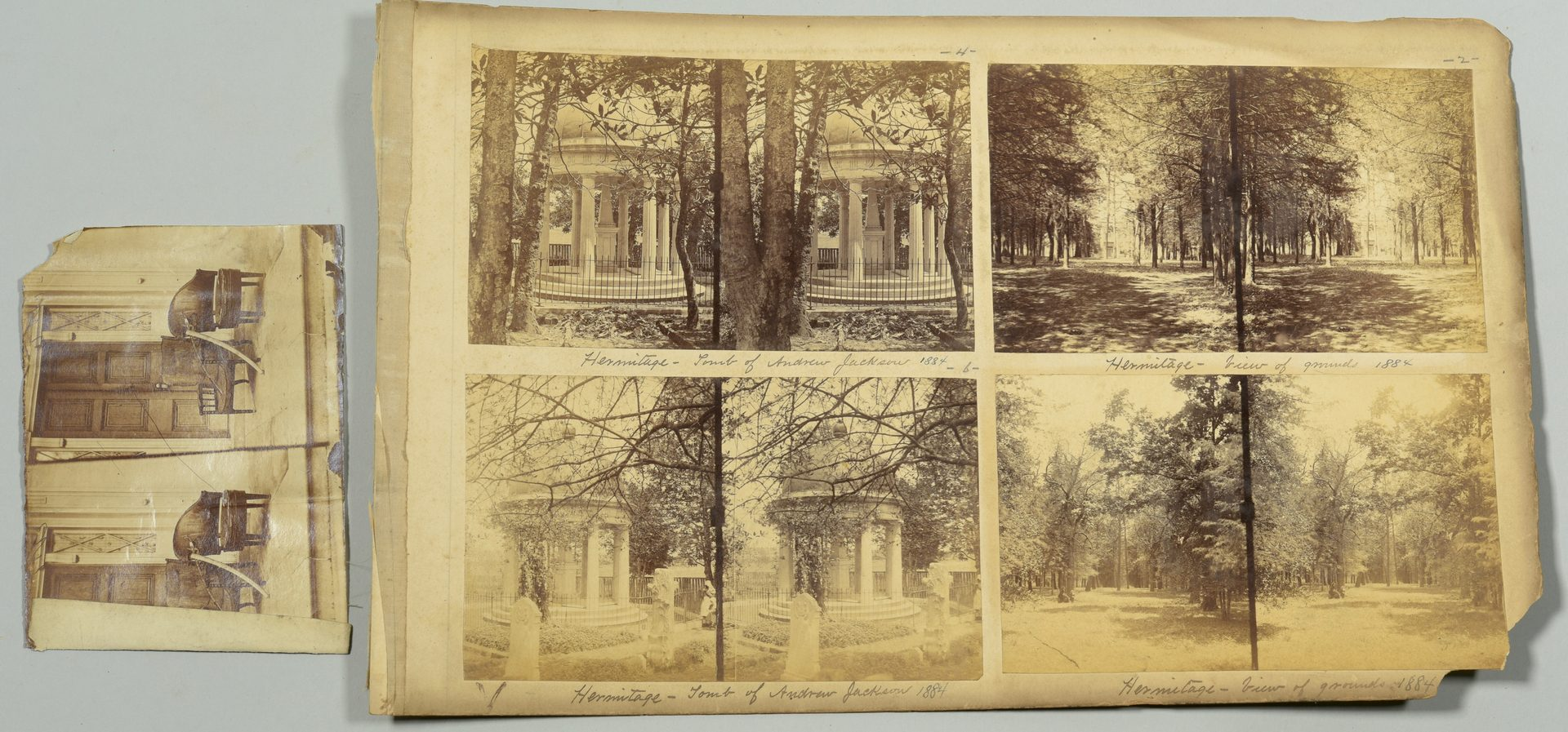 Lot 247: Archive of The Hermitage, Andrew Jackson