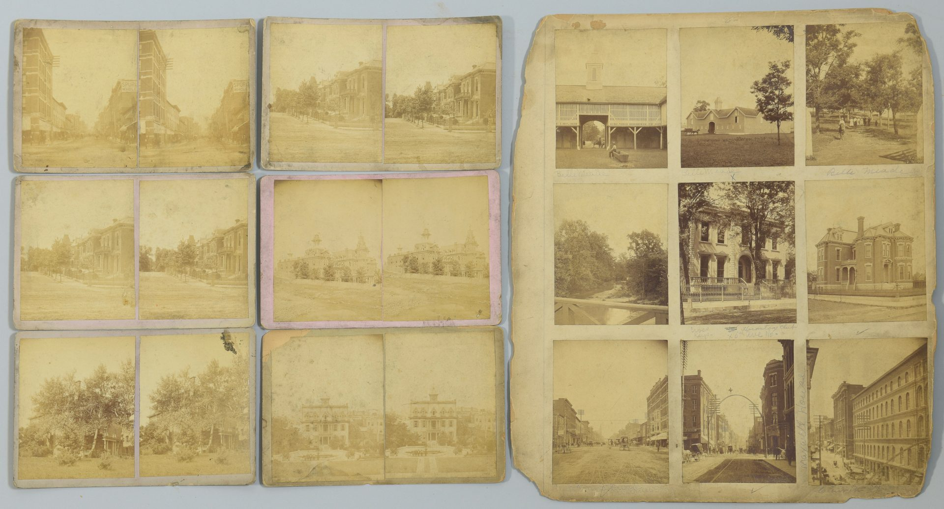 Lot 255: Giers Nashville Archive 2 – unbound  images