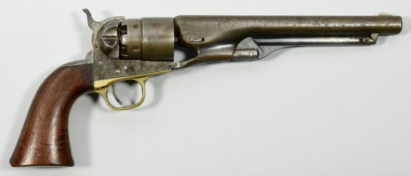 Lot 299: Colt Model 1860 Army Revolver, .44 Caliber