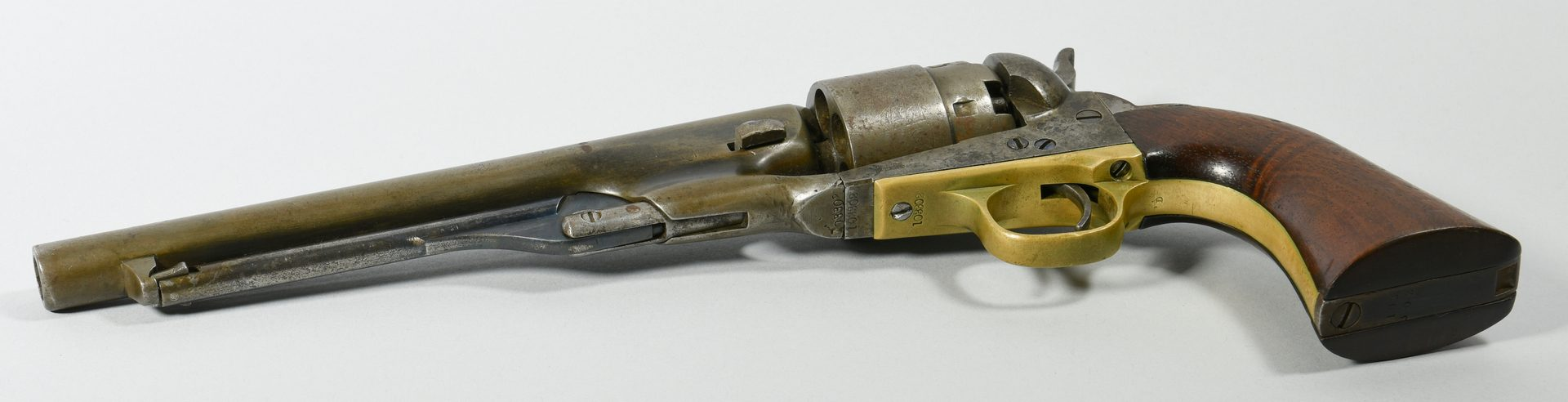 Lot 299: Colt Model 1860 Army Revolver, .44 Caliber
