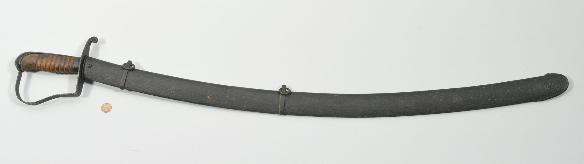 Lot 301: U.S. Cavalry 1818 N. Starr Saber