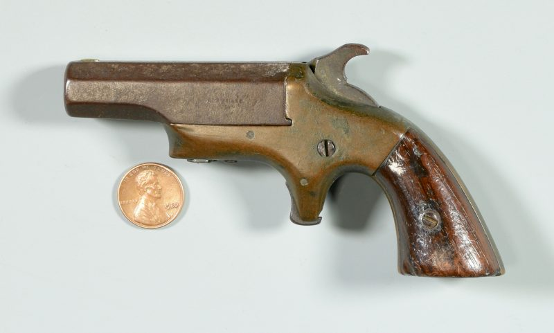 Lot 305: Brown Mfg., .41 Caliber Southerner Derringer