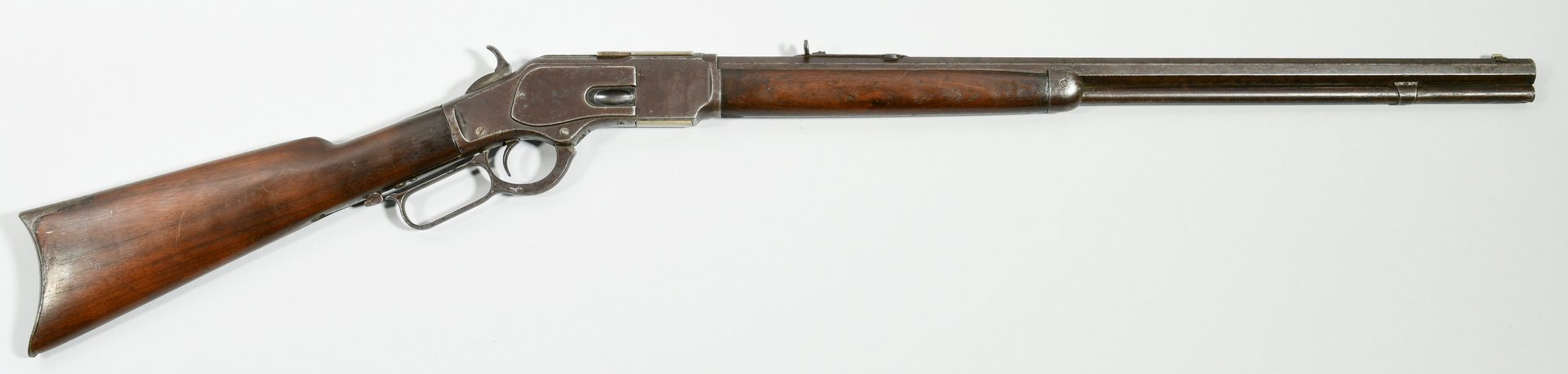 Lot 308: Winchester 1873 3rd Model Rifle, .32-.20 Caliber