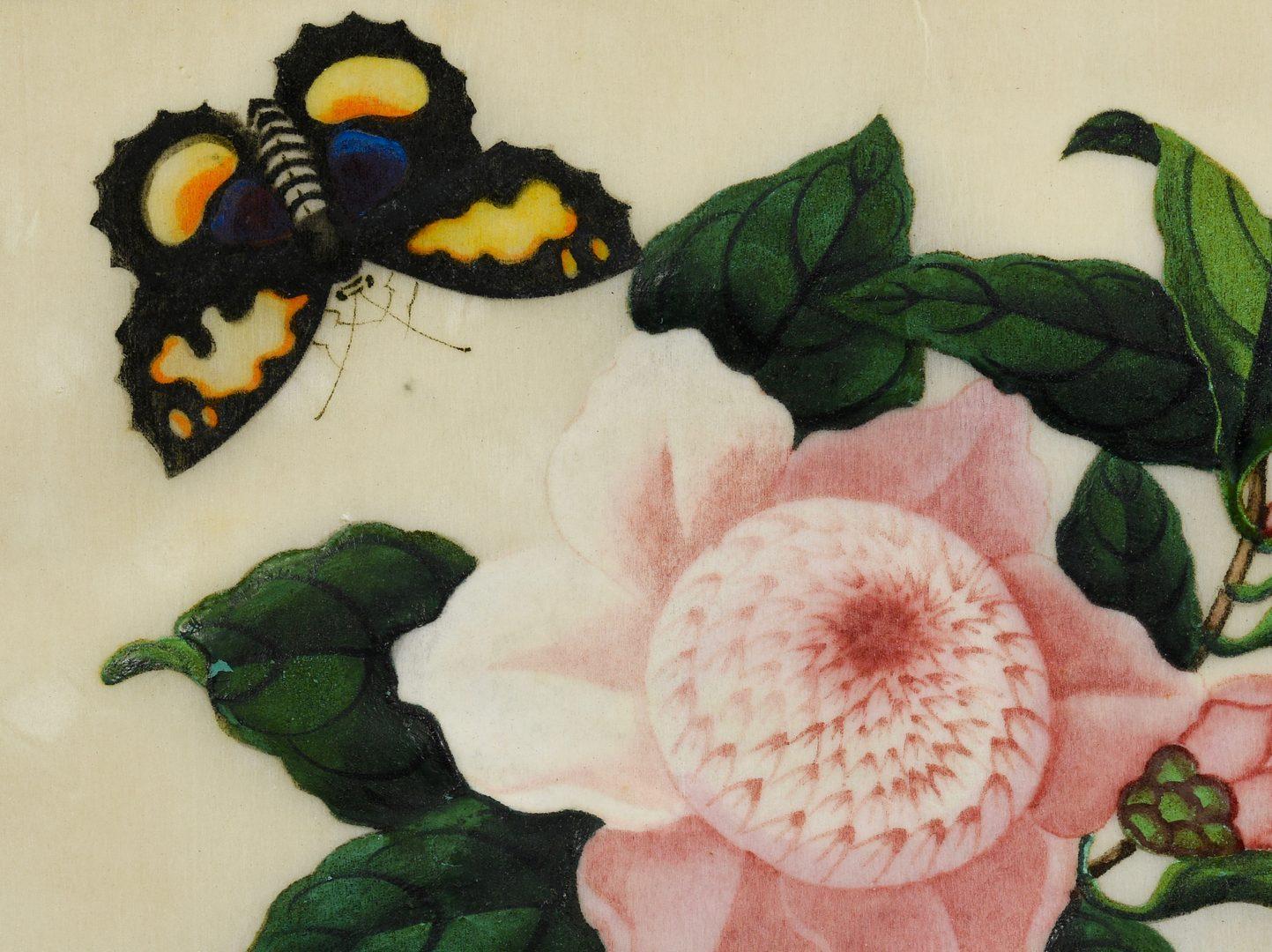 Lot 332: 7 Asian Artworks, incl. watercolors