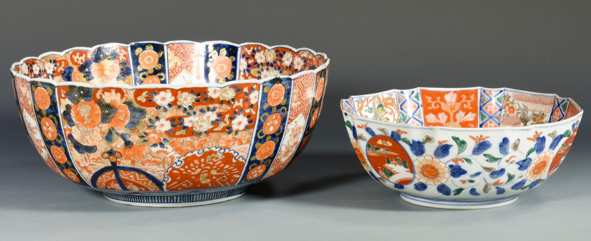 Lot 338: Group of Japanese Imari Porcelain, 8 items