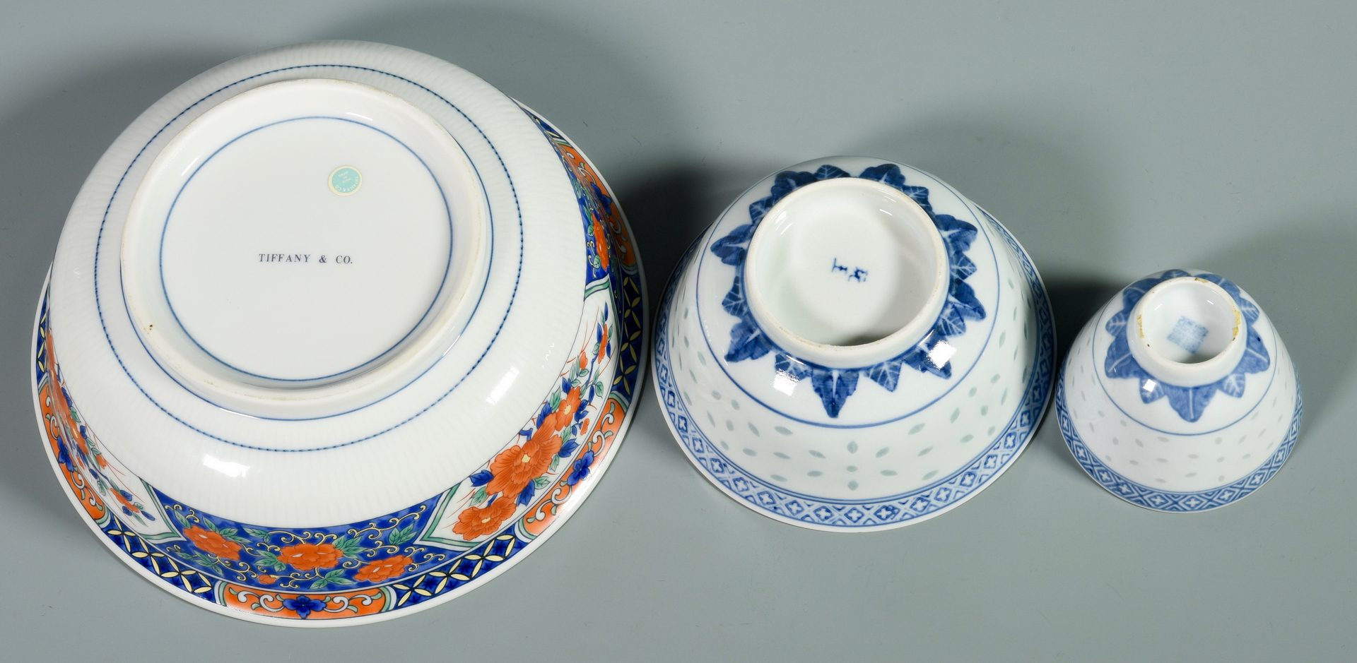 Lot 346: Grouping of Asian Porcelain & Pottery Items, 13 pcs.