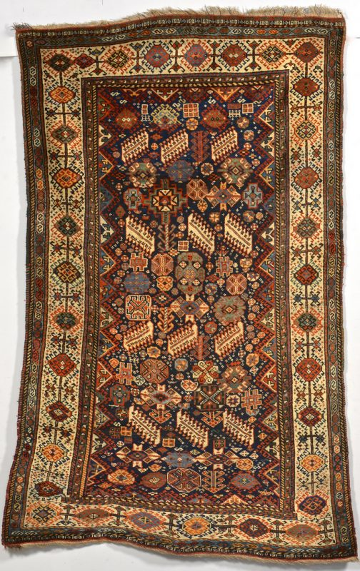 Lot 365: Antique South Persian Lori area rug