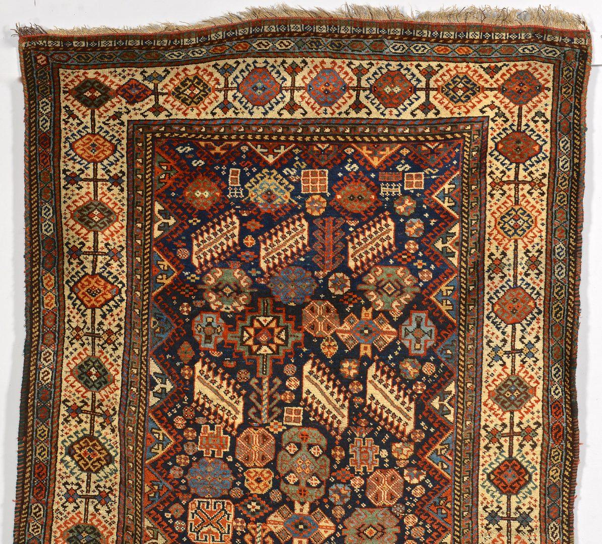 Lot 365: Antique South Persian Lori area rug