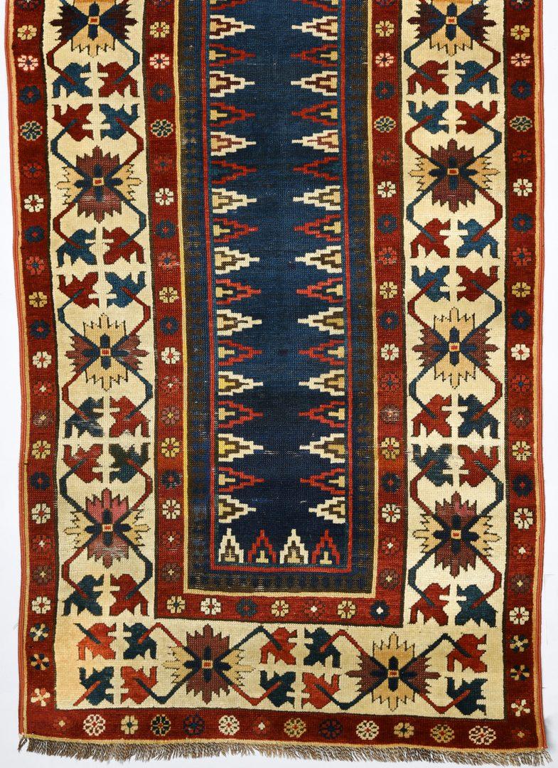 "Lot 372: Antique Persian Talish runner, 2'11"" x 11'9"""