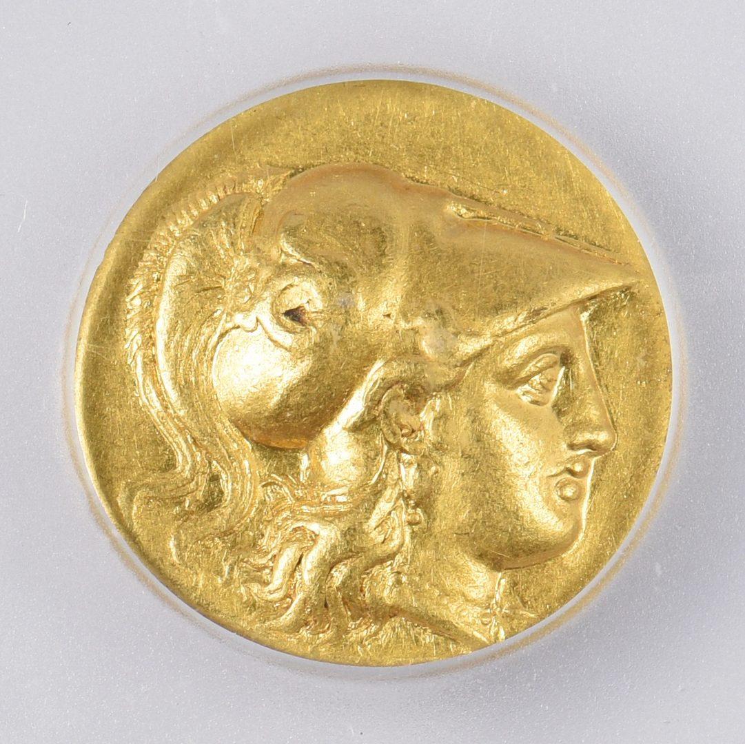 Lot 429: Alexander the Great AV Stater, Babylon Mint