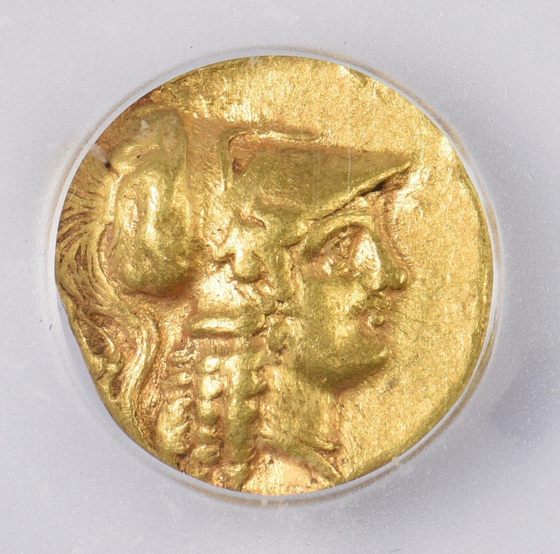 Lot 430: Alexander the Great AV Stater, Byblos Mint