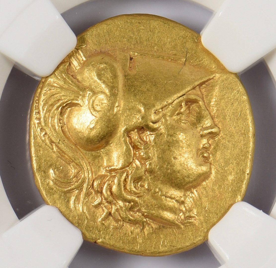 Lot 443: Moesia, Callatis AV Stater, poss. Calchedon Mint