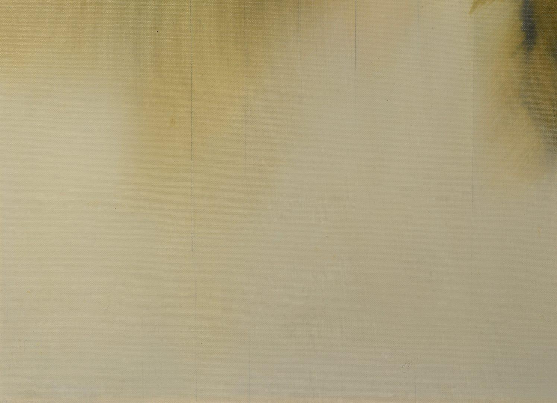 Lot 471: Fernando Zobel Abstract Oil on Canvas
