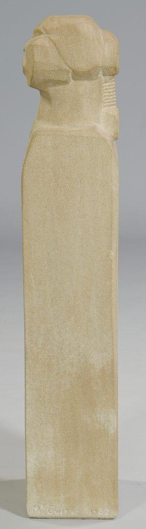 Lot 475: Frank McGuire Female Sculpture