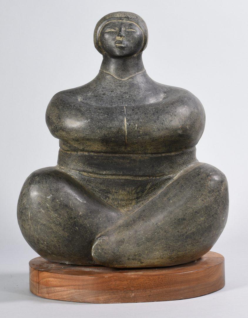 Lot 477: 2 Frank McGuire sculptures
