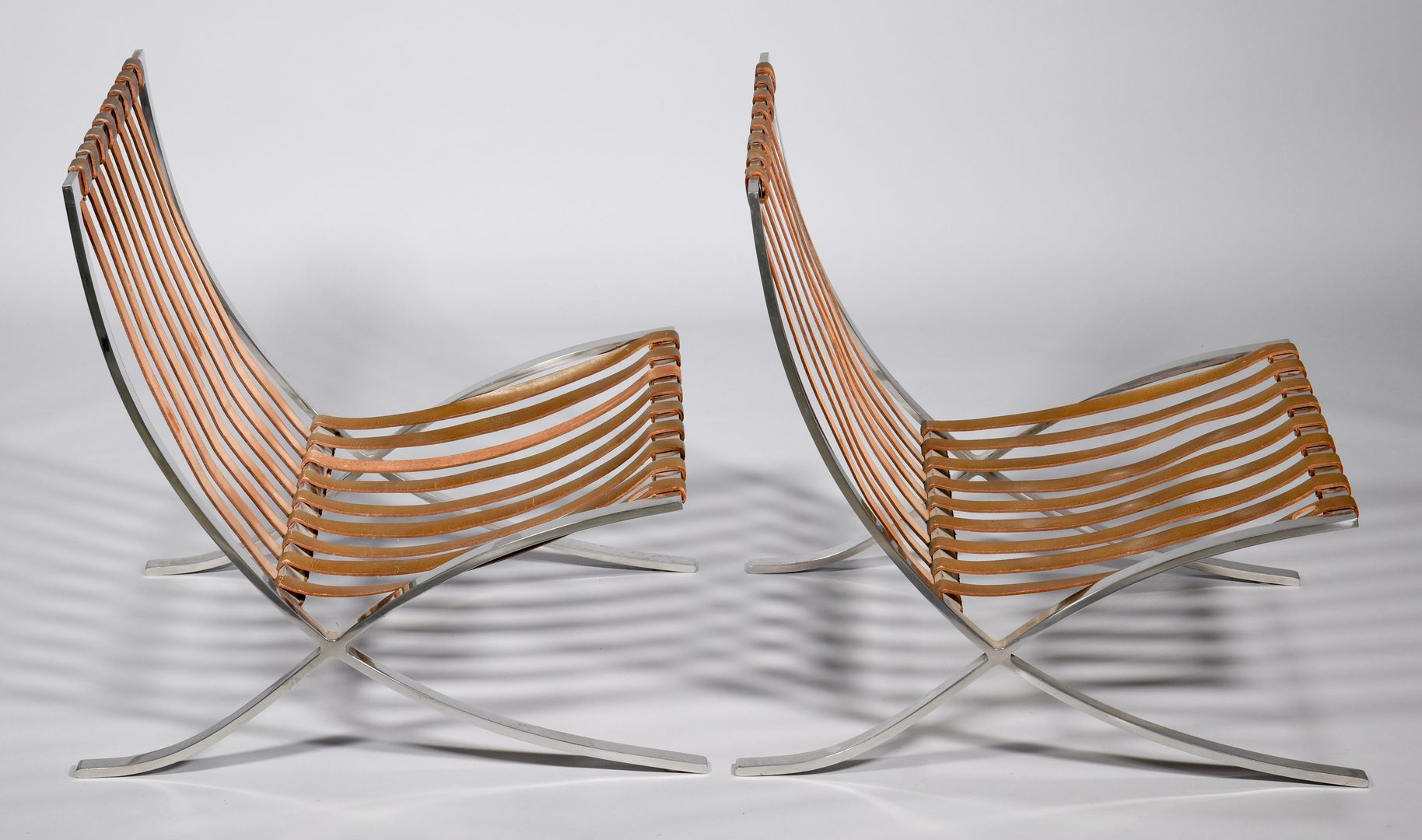Lot 485: Pr. Mies Van Der Rohe Knoll Chairs