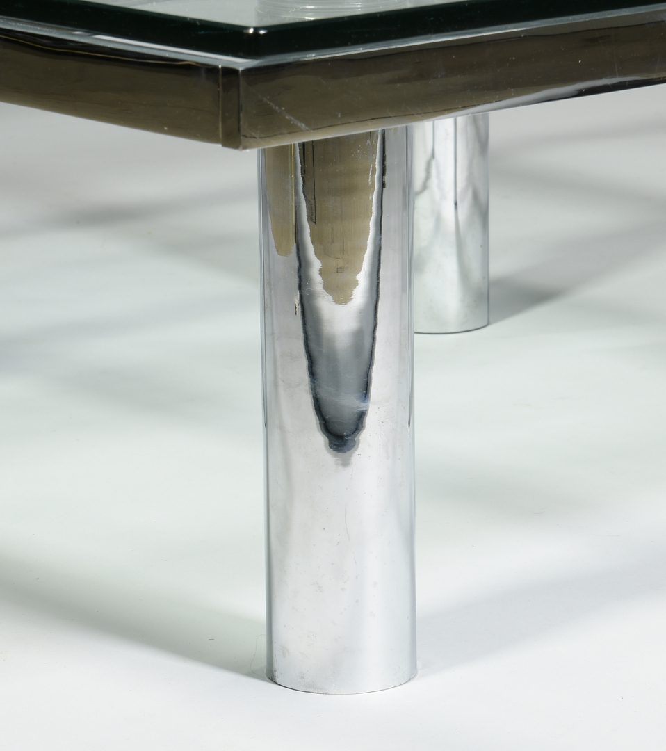 Lot 489: Tobia Scarpa for Knoll Coffee Table