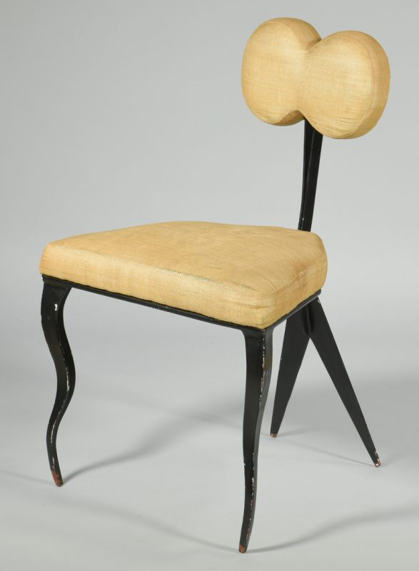 Lot 493: Joaquin Gasgonia Palencia Chair