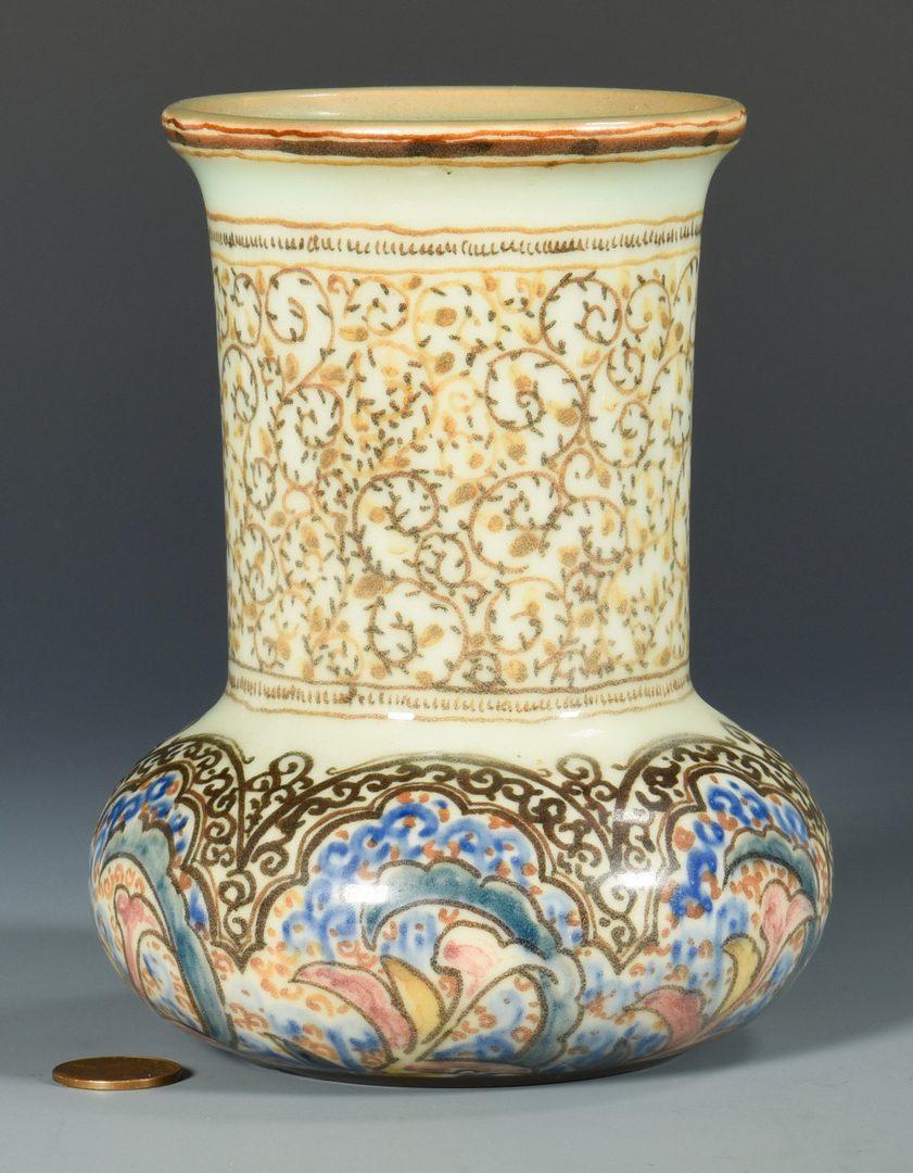 Lot 512: Rookwood Islamic Jar, Wm. Hentschel