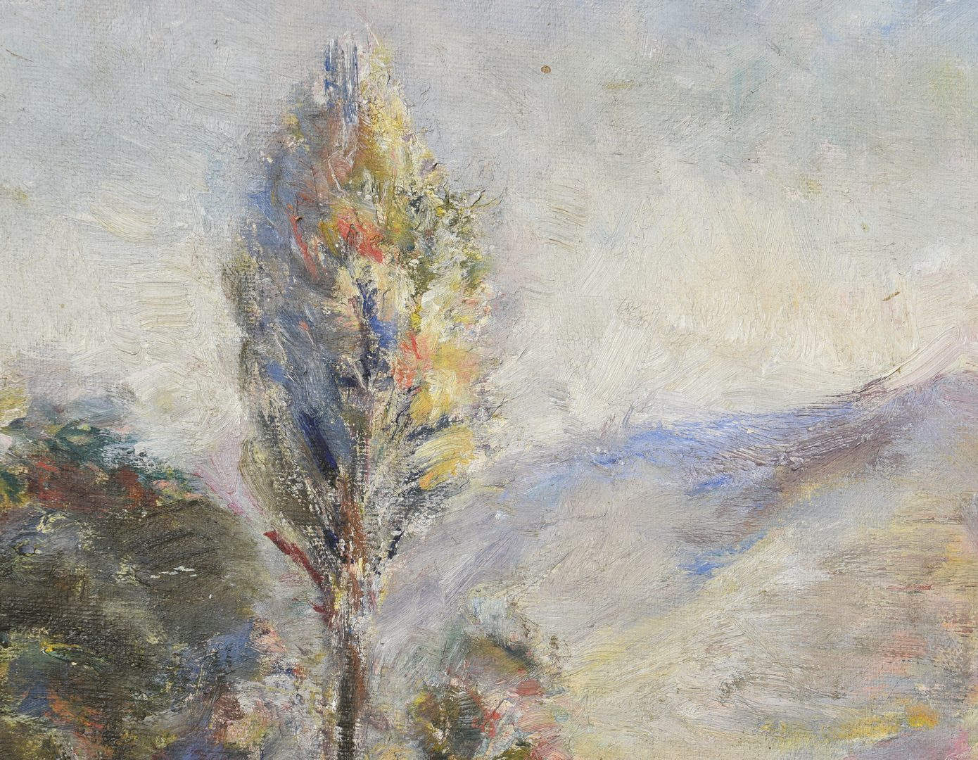 Lot 542: 2 Eleanor Wiley Oil on Canvas Paintings