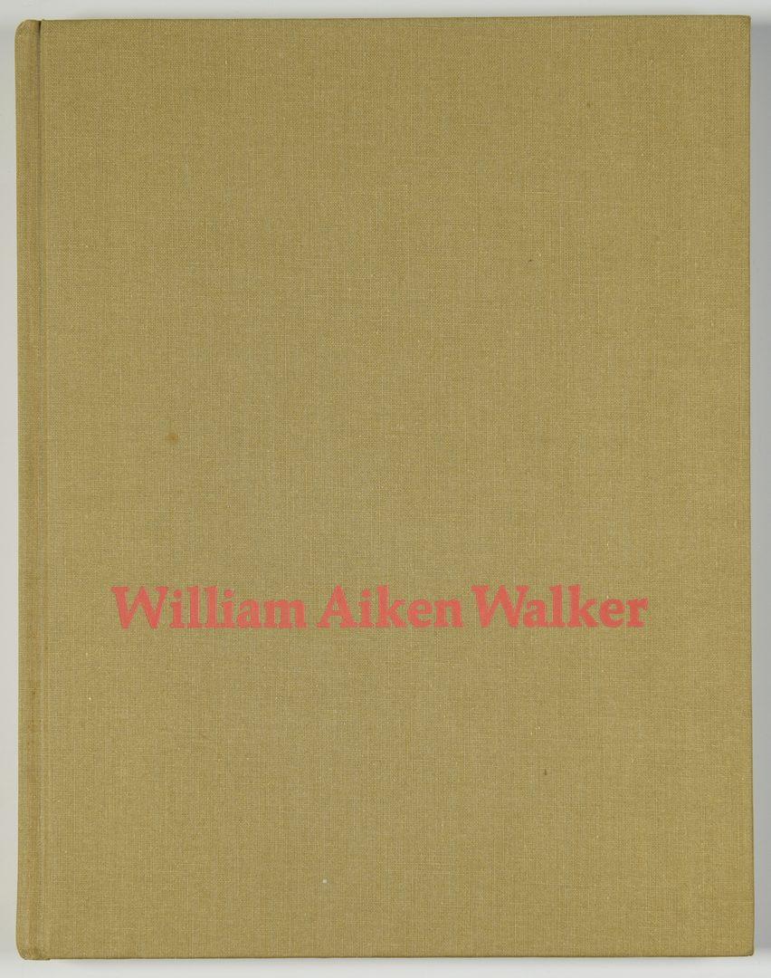 Lot 547: 3 William Walker Etchings, Philip Sage