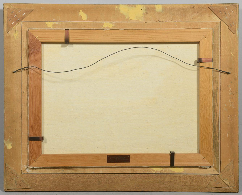 Lot 550: Paul Turner Oil on Canvas, Bluebonnets