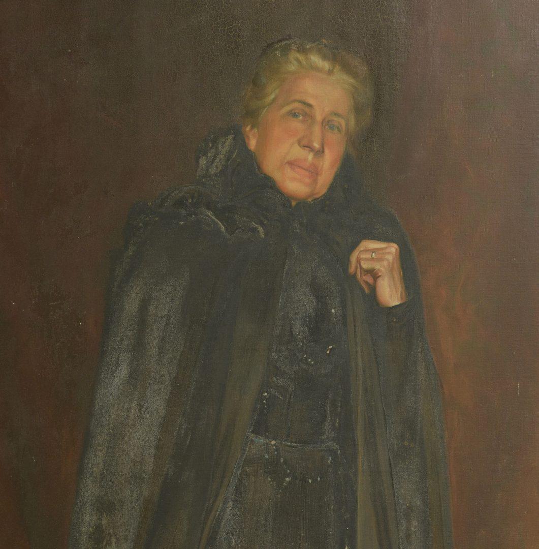 Lot 551: Clement Strudwick portrait, Bell Family TN