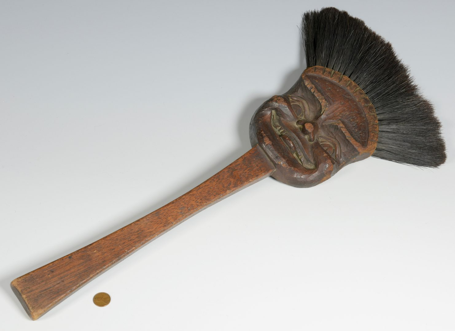 Lot 563: Biltmore Industries Golliwog Broom