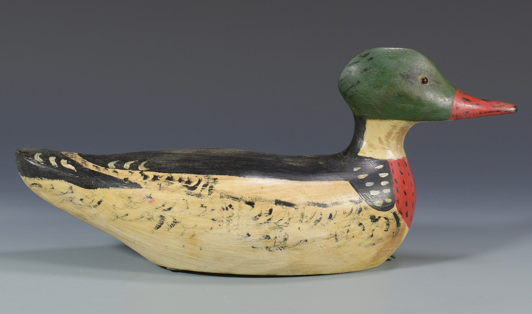 Lot 567: 4 Decoy Ducks inc. Randal