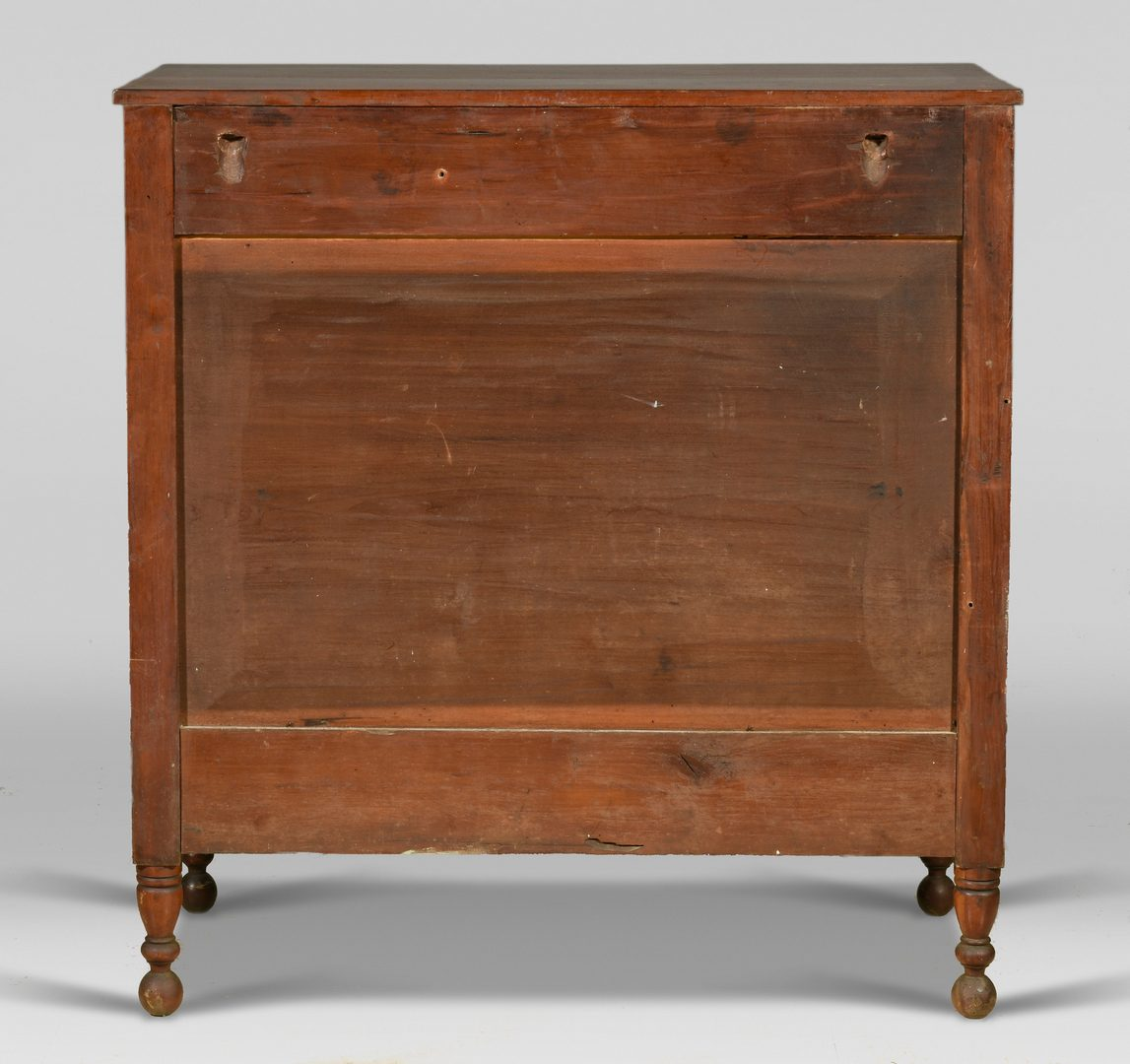 Lot 576: Middle TN Cherry Chest of Drawers