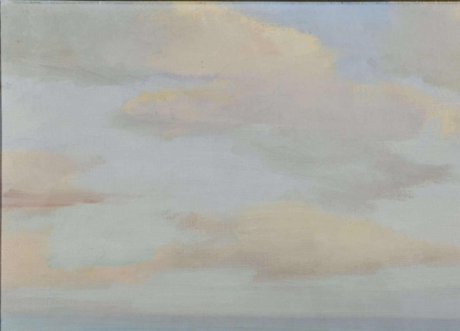 Lot 660: Balmigere O/C landscape with sea
