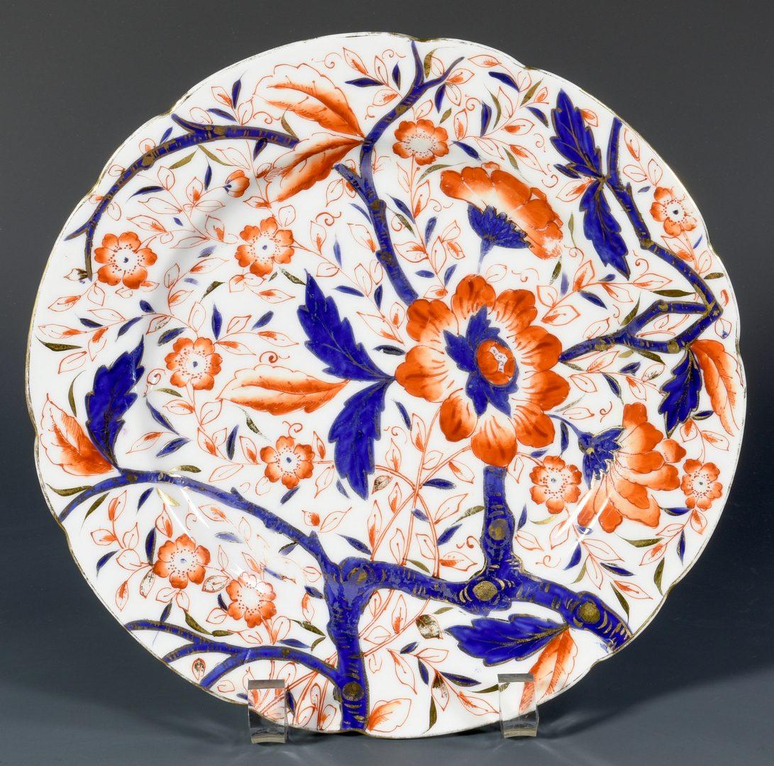 Lot 704: 2 Sets Fischer & Mieg Porcelain Plates