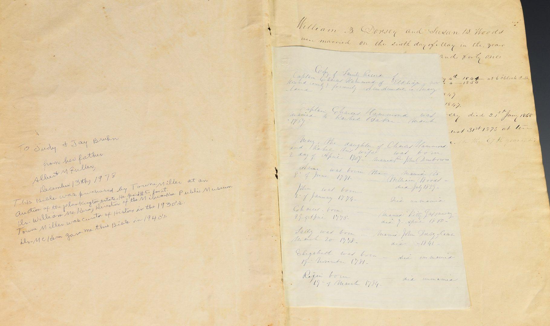 Lot 737: 1763 John Baskerville Bible