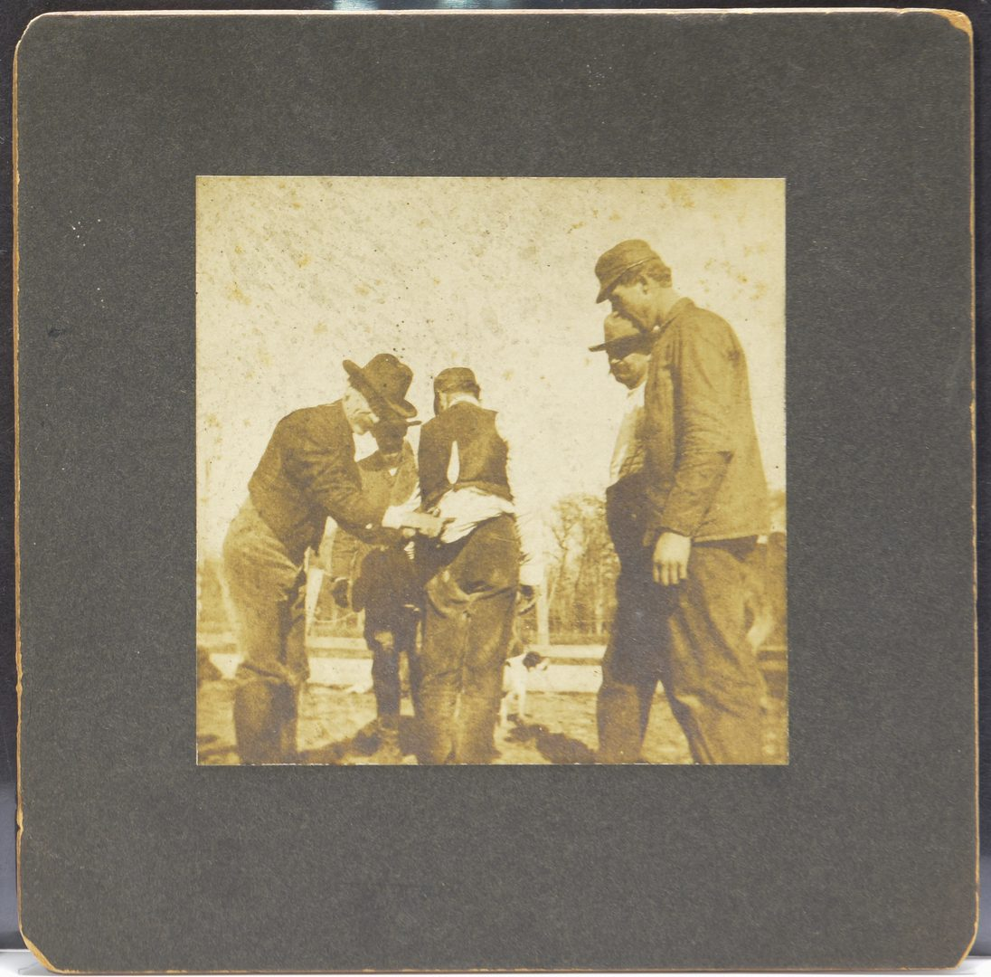 Lot 759: Photographic Archive of People