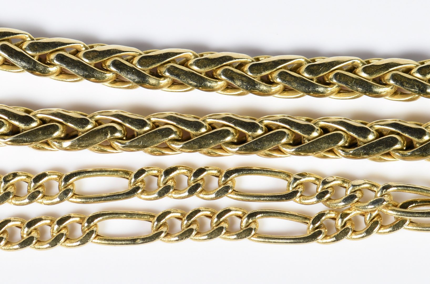 Lot 803: Group of 14K Jewelry, 4 Items