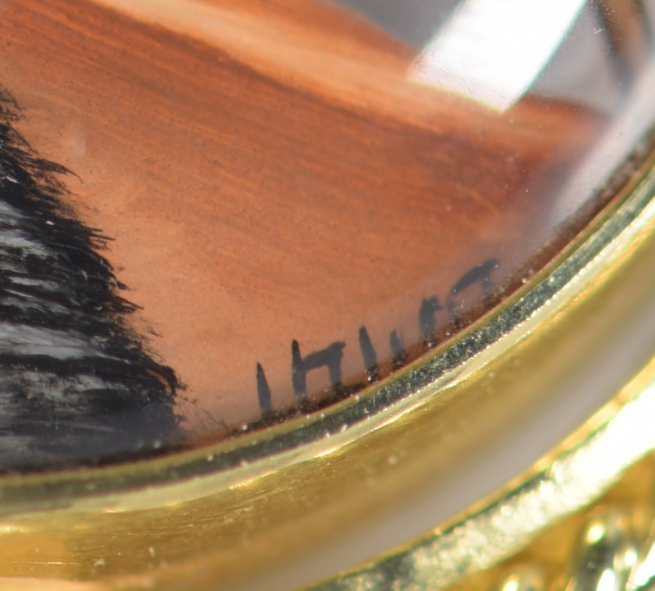 Lot 817: Gold Equestrian Jewelry incl Essex Crystal