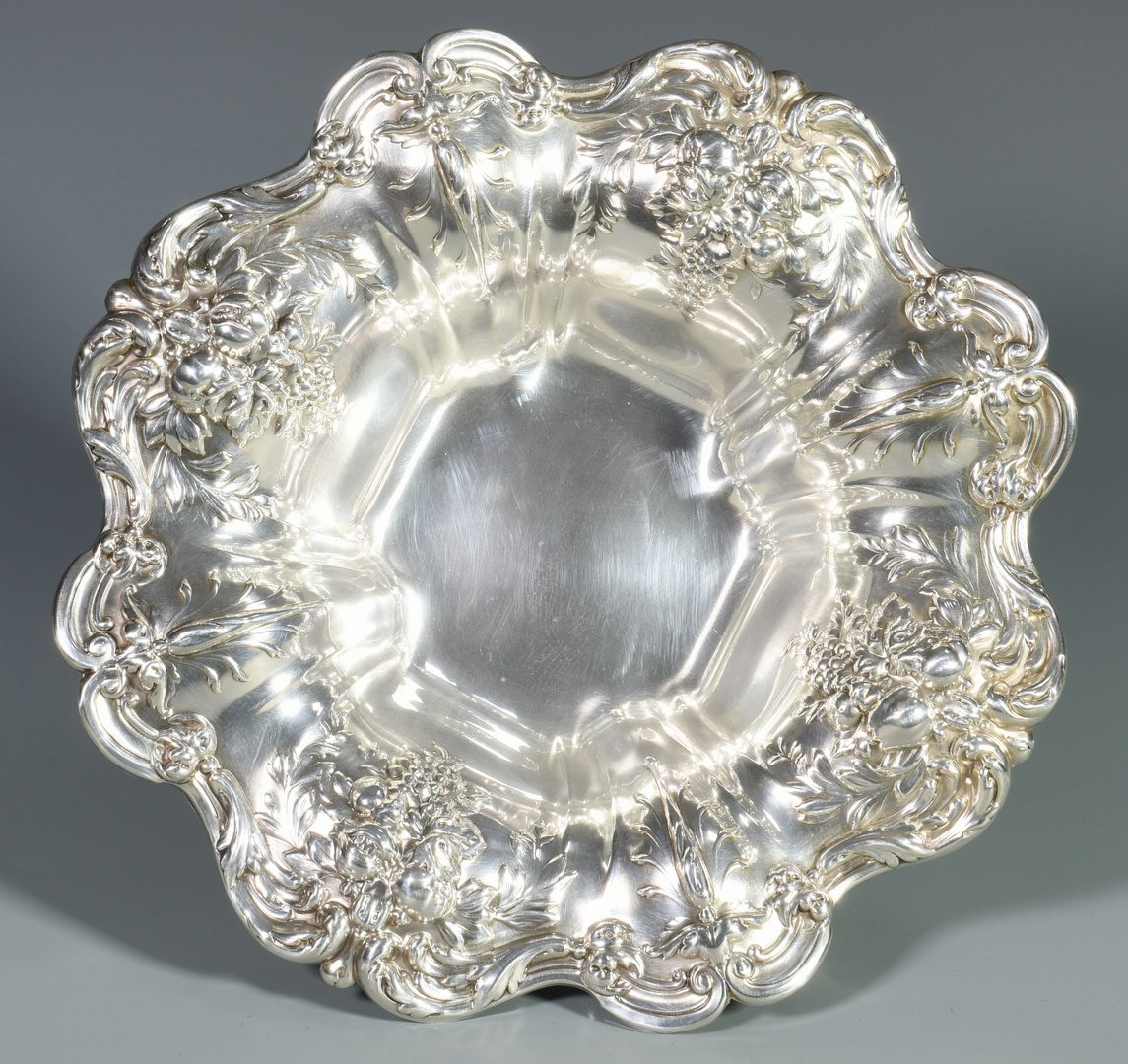 Lot 821: Reed & Barton Francis I Sterling Compote