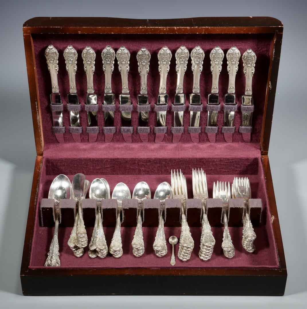 Lot 835: Wallace Sir Christopher Sterling, 74 Pcs.