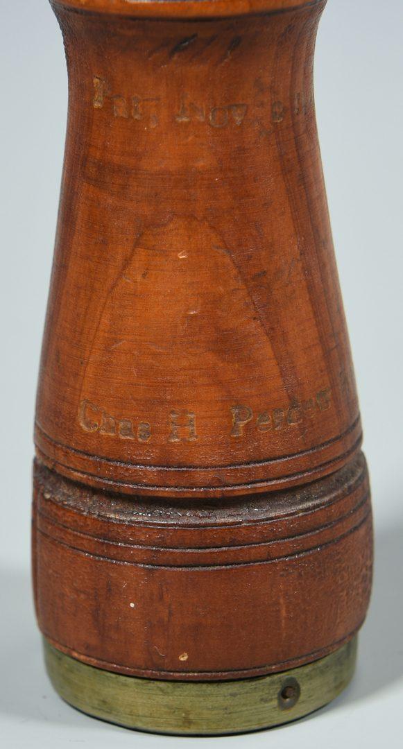 Lot 897: 2 Sporting Calls, incl. Charles Perdew