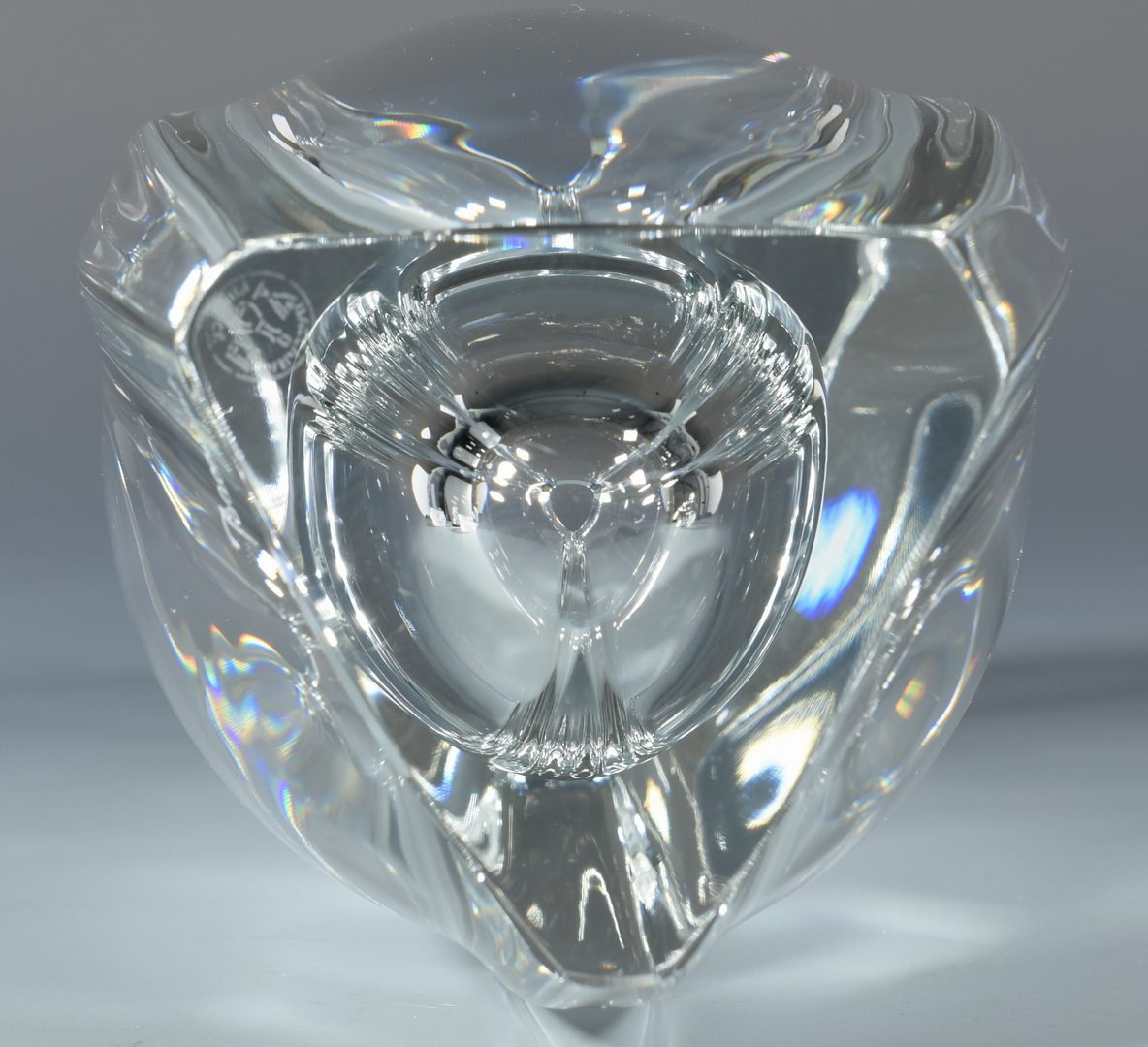 Lot 904: Group of Lalique & Baccarat, 5 total