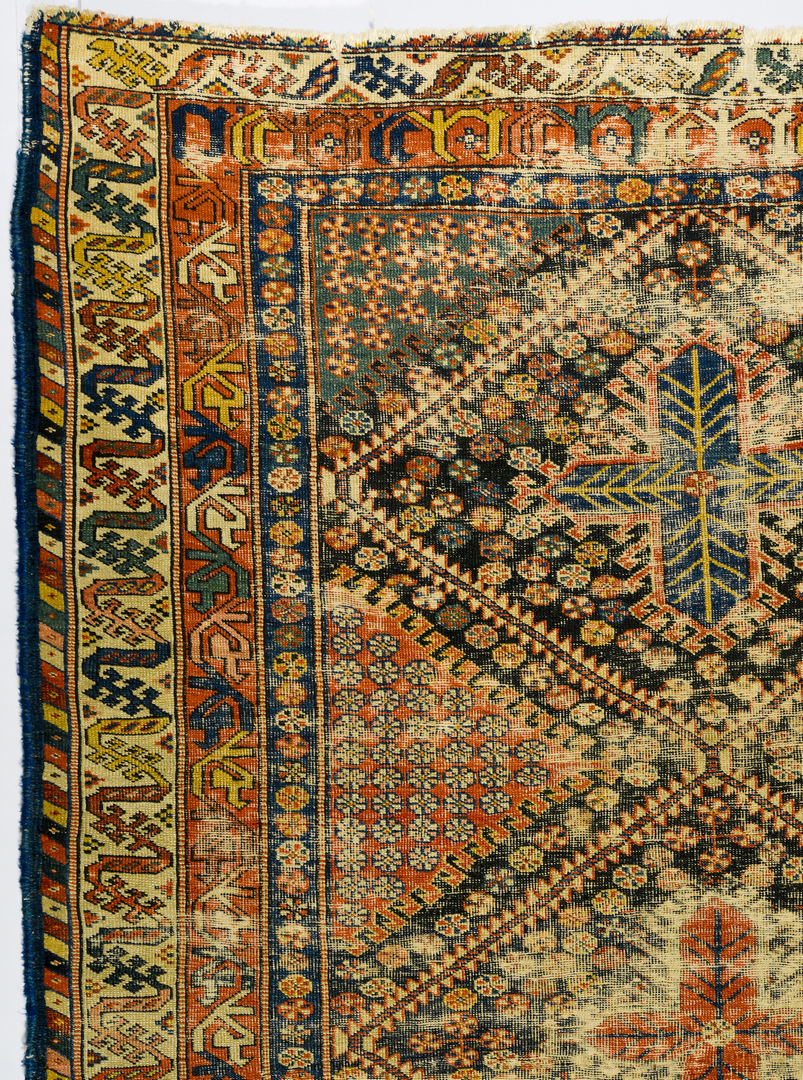 Lot 914 Vintage South Persian Rug 4 10 Quot X 6 11 Quot