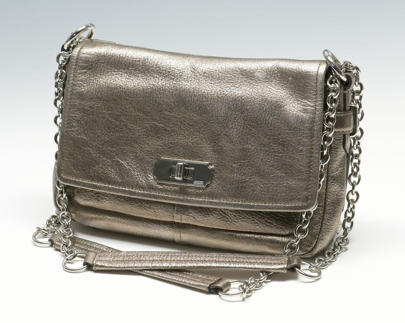 Lot 930: 3 Coach Bags