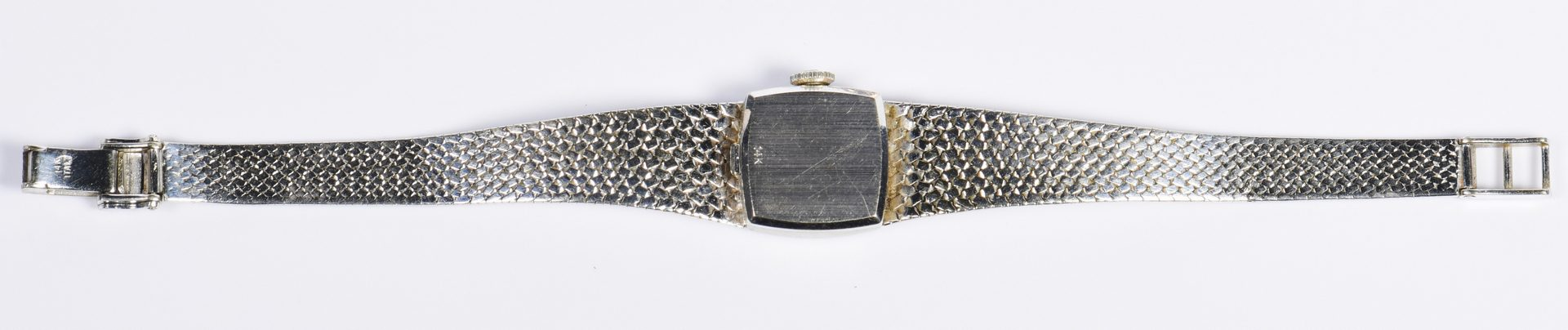 Lot 945: 4 14K watches incl Omega