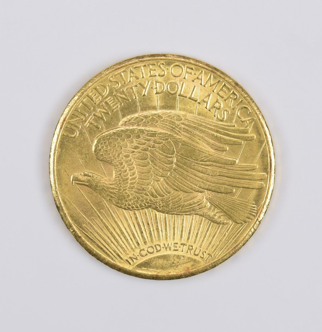 Lot 977: 1924 $20 St Gaudens Double Eagle Gold Coin