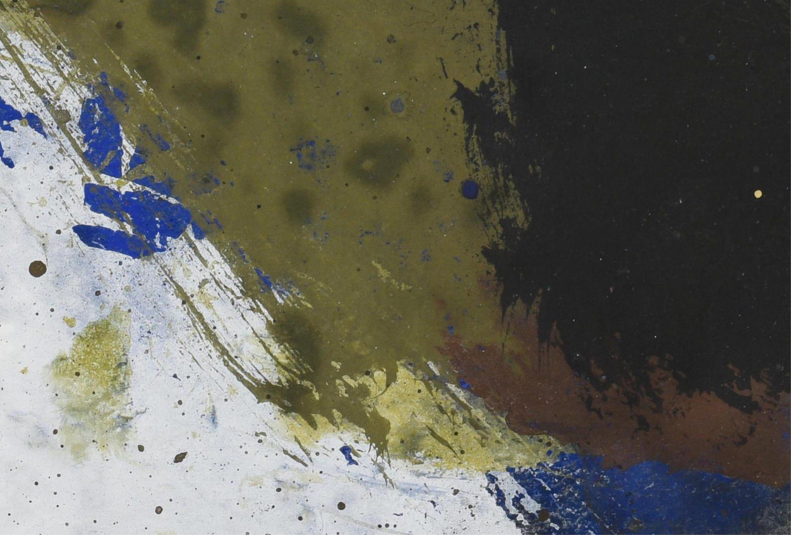 Lot 110: 2 Frank Hodgkinson Works on Paper