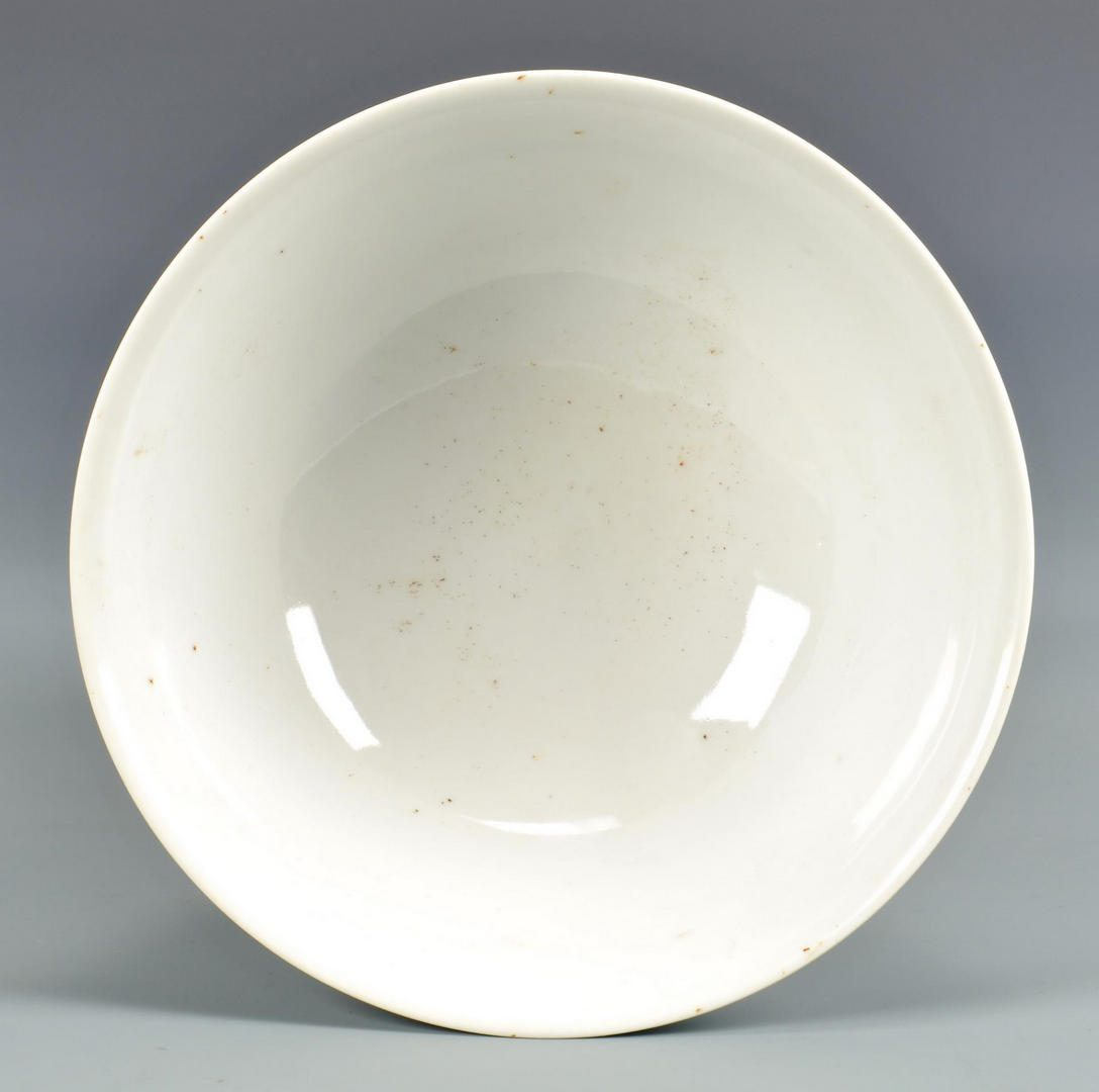 Lot 139: Chinese Famille Rose Republic Bowl
