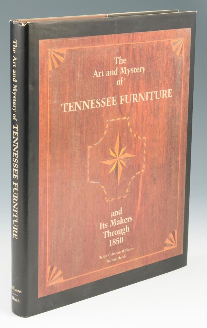 Lot 167: Book: Art & Mystery of TN Furniture