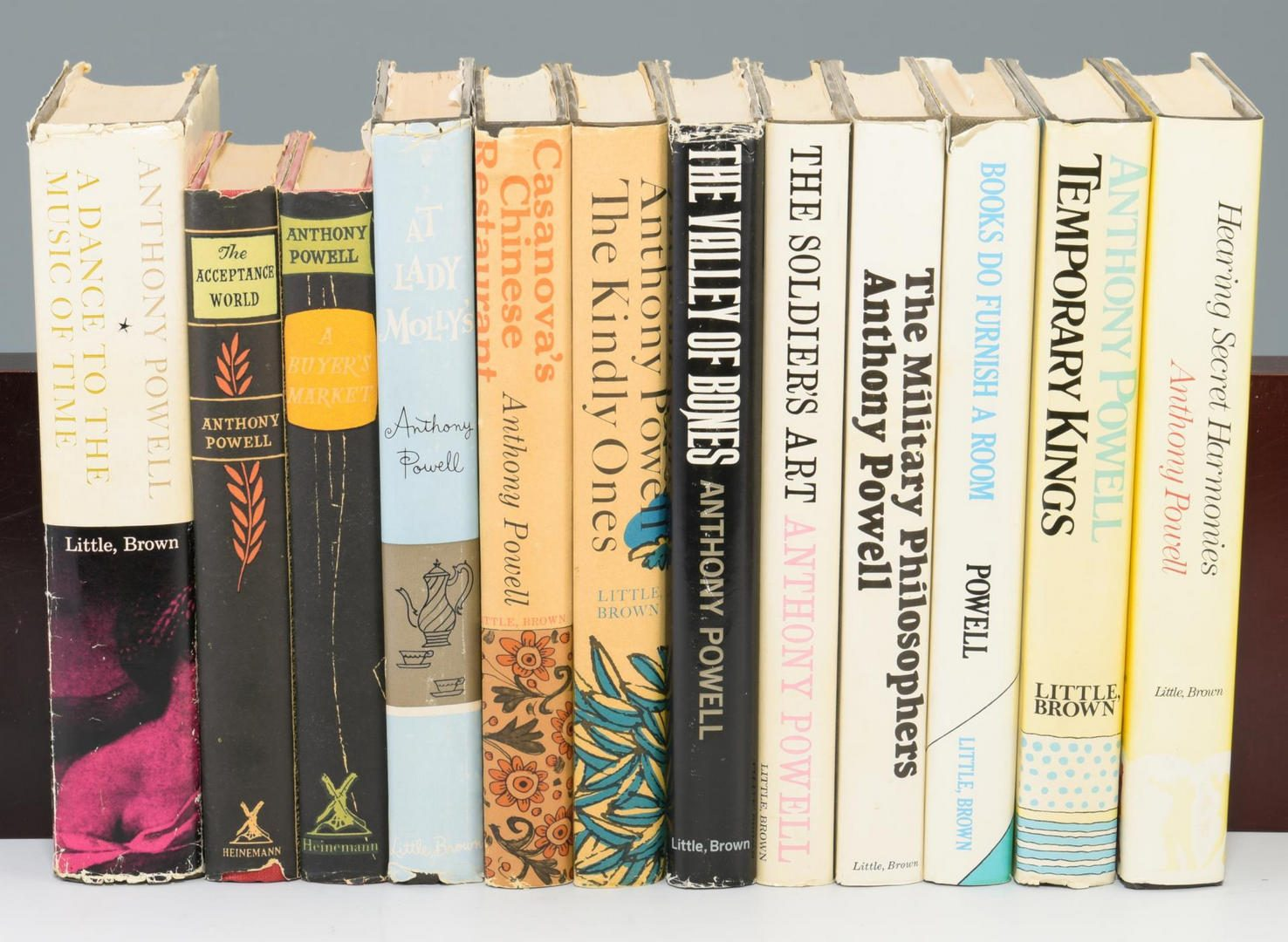 Lot 188: Lot of 22 Books by Anthony Powell