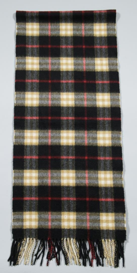 Lot 22: 4 Burberry Scarves