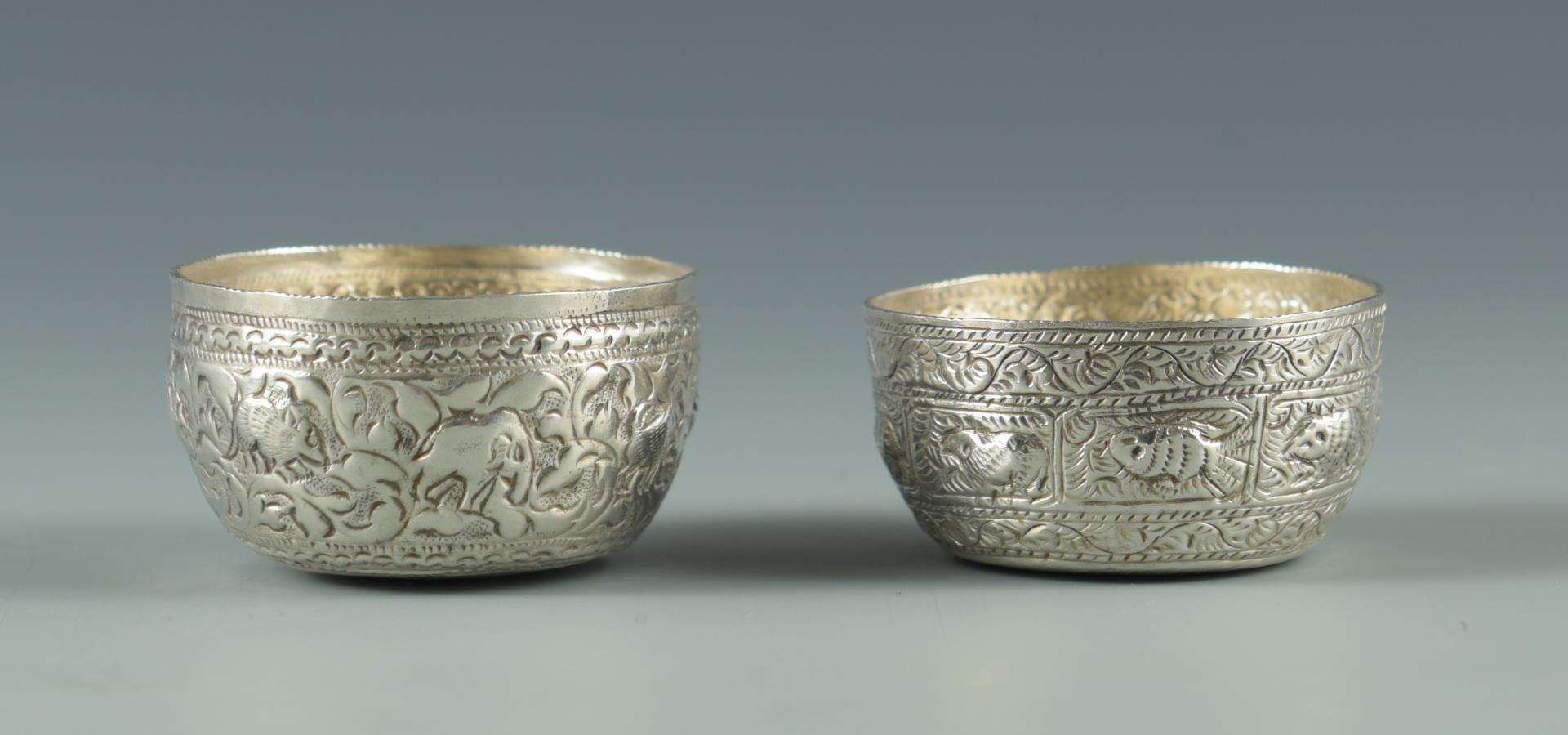 Lot 3: Assorted sterling flatware inc. Etruscan